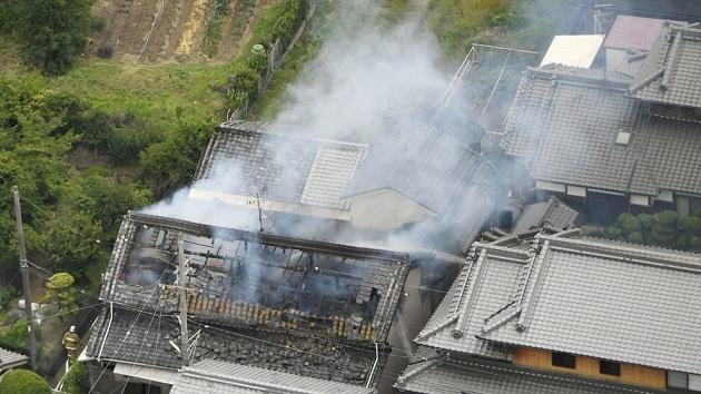 Hình ảnh nước Nhật trong cơn địa chấn nhiều thương vong