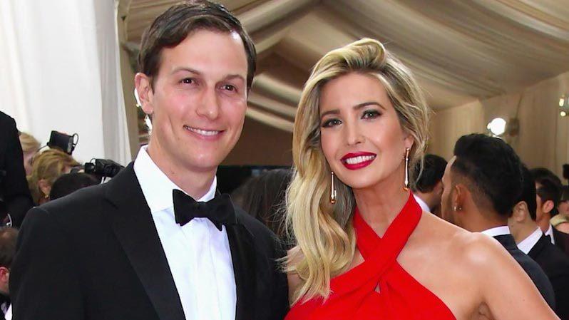 Tổng thống Mỹ Donald Trump,Jared Kushner,Ivanka Trump,con gái tổng thống Mỹ,kê khai tài sản,thu nhập