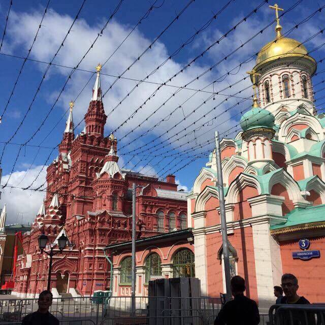 World Cup 2018,Du lịch Nga,Đinh Duy Hòa