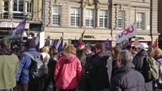 5.000 sinh viên đòi bồi thường 20 triệu bảng học phí vì giảng viên đình công