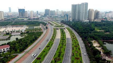Hà Nội muốn đổi gần 40ha 'đất vàng' lấy 2,85km đường