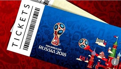 Mua phải vé giả, du khách không được vào xem World Cup 2018