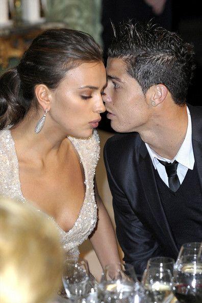 Dàn giai nhân nóng bỏng của 'sát thủ tình trường' Cristiano Ronaldo