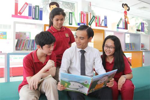 Mục sở thị 'Profile' giáo viên VAS