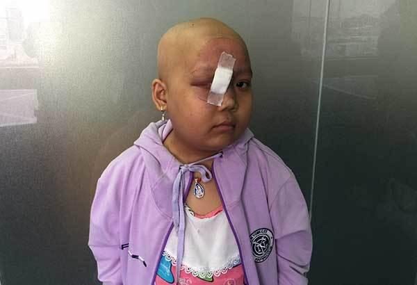 Uống thuốc nhiều hơn ăn cơm, tính mạng cô bé ung thư bị đe dọa