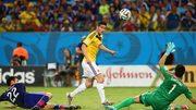 """Nhật Bản - Colombia: Bắt nạt """"võ sỹ Samurai"""""""
