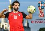 Nga - Ai Cập: Khác biệt đến từ Mohamed Salah