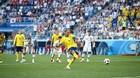 Thụy Điển 1-0 Hàn Quốc: Bàn thắng phạt đền VAR (H2)