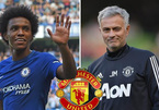 MU mua Willian thay Sanchez, Phil Jones rời Old Trafford