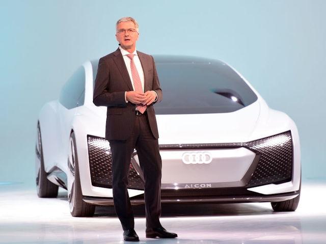 CEO Audi bị bắt vì gian lận khí thải