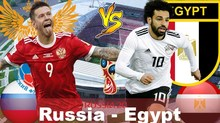 Kèo Nga vs Ai Cập: Kèo khó, hãy tin vào Salah