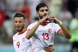 Tunisia 1-1 Anh: Trở về vạch xuất phát (hiệp 2)