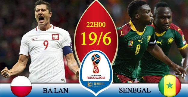 Chuyên gia chọn kèo Ba Lan vs Senegal: Dễ hòa, cược Senegal