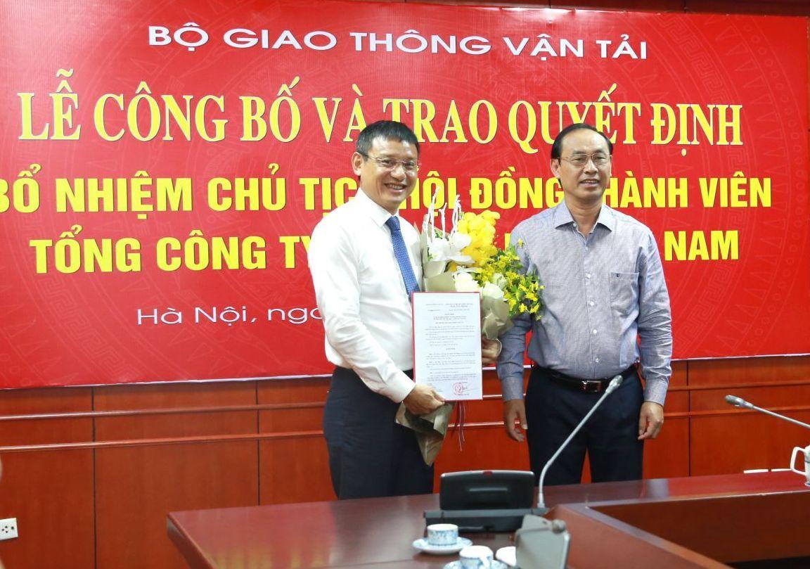 Bộ GTVT, Công thương bổ nhiệm 2 nhân sự mới