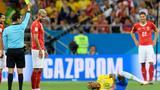 """Brazil nhận tin dữ Neymar, hệ quả từ pha """"đốn giò"""""""