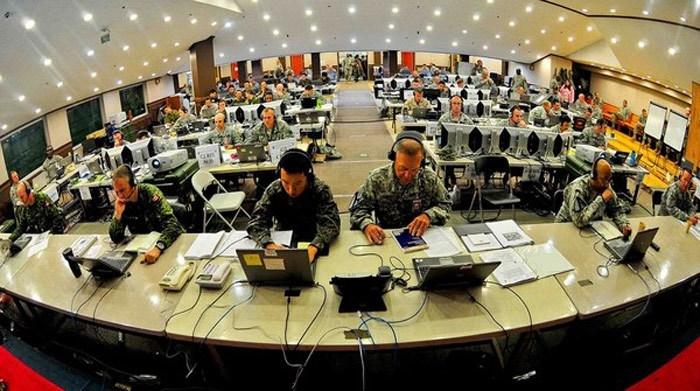 Hàn Quốc,Mỹ,Triều Tiên,Donald Trump,Kim Jong Un,tập trận chung Mỹ - Hàn,tập trận,trò chơi chiến tranh