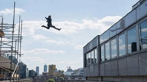 MI6 Fallout stunts