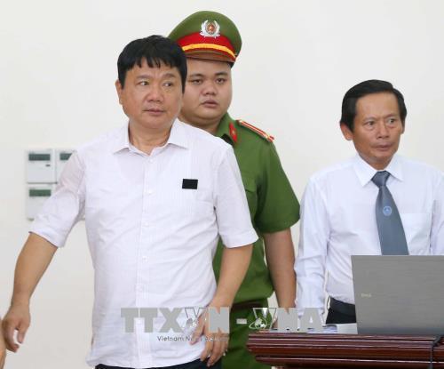 'Nhân vật đặc biệt' vụ ông Đinh La Thăng xin rút kháng cáo