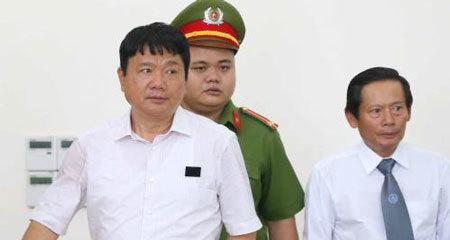 Nhân vật đặc biệt vụ ông Đinh La Thăng xin rút kháng cáo