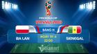 Xem trực tiếp trận Ba Lan vs Senegal ở đâu?
