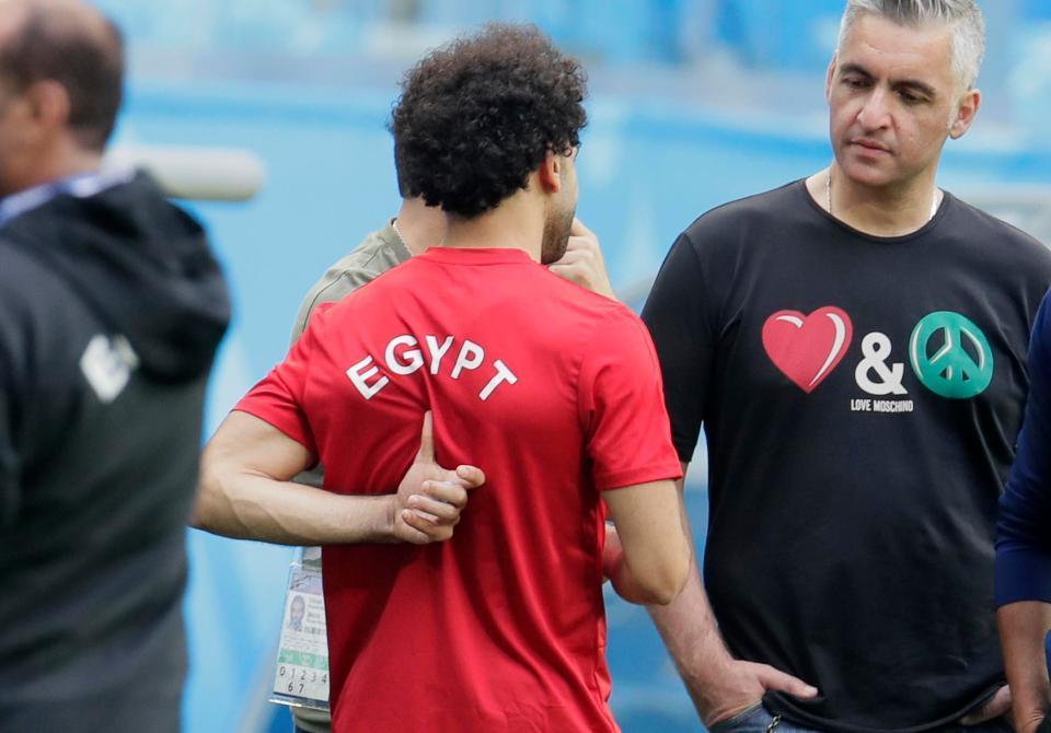 Bí ẩn chấn thương Salah: Tất cả đều ngỡ ngàng!