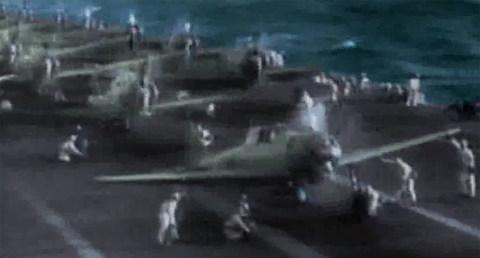 Nhật đại bại trong trận không chiến kinh điển với Mỹ