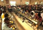 'Đột nhập' nhà ăn miễn phí cho hàng chục nghìn người mỗi ngày