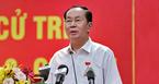 Chủ tịch nước: 'Có phần tử xấu kích động, gây rối ở Bình Thuận, TP.HCM'