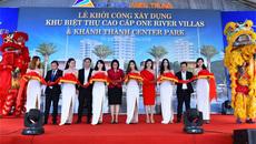 Ra mắt dự án biệt thự ven sông cao cấp giữa Đà Nẵng