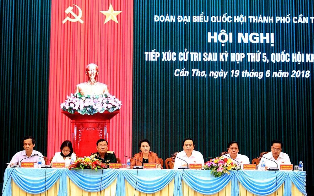 Chủ tịch Quốc hội: 'Đừng để lòng yêu nước bị lợi dụng'