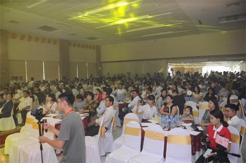Sôi động lễ ra mắt TMS Luxury Hotel & Residence Quy Nhon