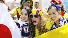 Trực tiếp Colombia vs Nhật Bản, 19h ngày 19/6