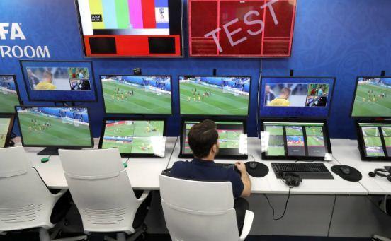 VAR,Công nghệ,Worldcup 2018,Worldcup