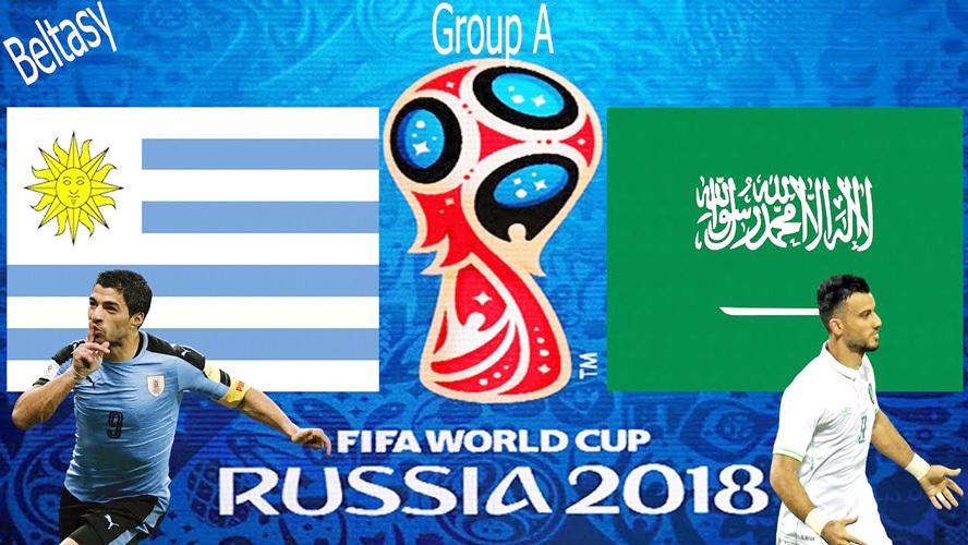 Uruguay - Saudi Arabia: Nhấn chìm đại diện châu Á