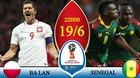 """Trực tiếp Ba Lan vs Senegal: Lewandowski """"đọ súng"""" Mane"""