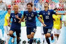 Nhật Bản hạ đẹp Colombia: Bởi chúng tôi nói ít, làm nhiều!