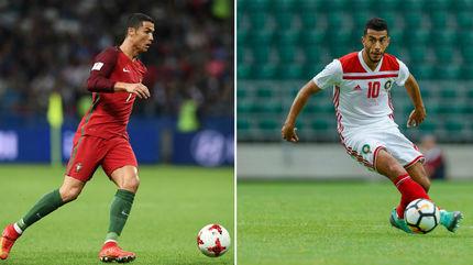Bồ Đào Nha vs Maroc: Không thể cản Ronaldo