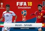Tây Ban Nha vs Iran: Khẳng định sức mạnh