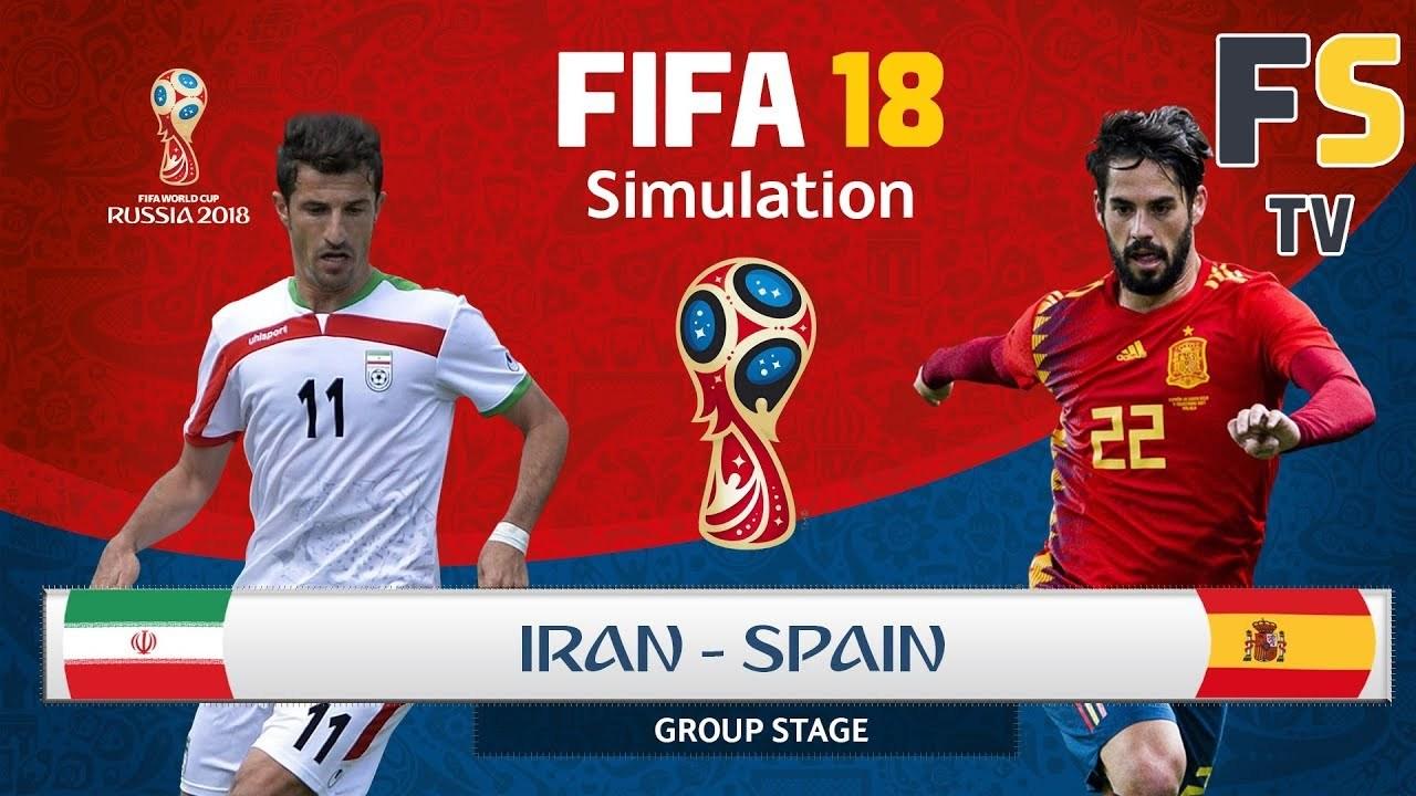 Kèo Tây Ban Nha vs Iran: Thắng cách biệt 2 bàn