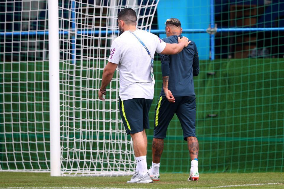 Brazil phát sốt với chấn thương mới nhất của Neymar