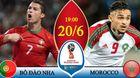 Chuyên gia chọn kèo Bồ Đào Nha vs Maroc: Bồ ăn 2 bàn