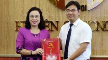 Điều động Bí thư Thành đoàn Hà Nội làm Bí thư Huyện ủy