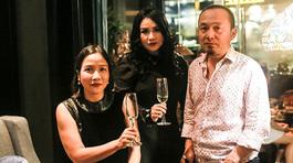 Thanh Lam đón tuổi 50 bên chồng cũ Quốc Trung