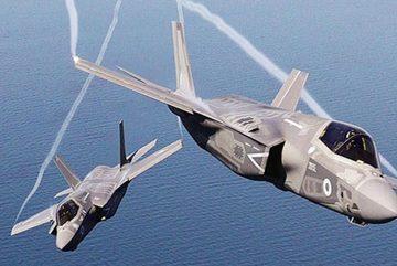 Hàn Quốc tung video mô phỏng siêu tiêm kích Mỹ phá hủy mục tiêu Triều Tiên