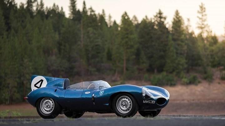 10 chiếc xe đắt nhất từng được bán đấu giá