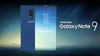 Hình ảnh Galaxy Note 9 mới nhất, thiết kế thay đổi