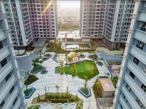 TNR GoldMark City - khu đô thị khép kín hút cư dân
