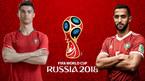 Trực tiếp Bồ Đào Nha vs Maroc, 19h ngày 20/6