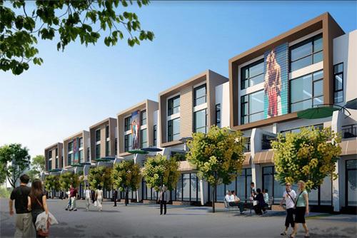 Danko Group phân phối dự án The Manor Lào Cai Eco+