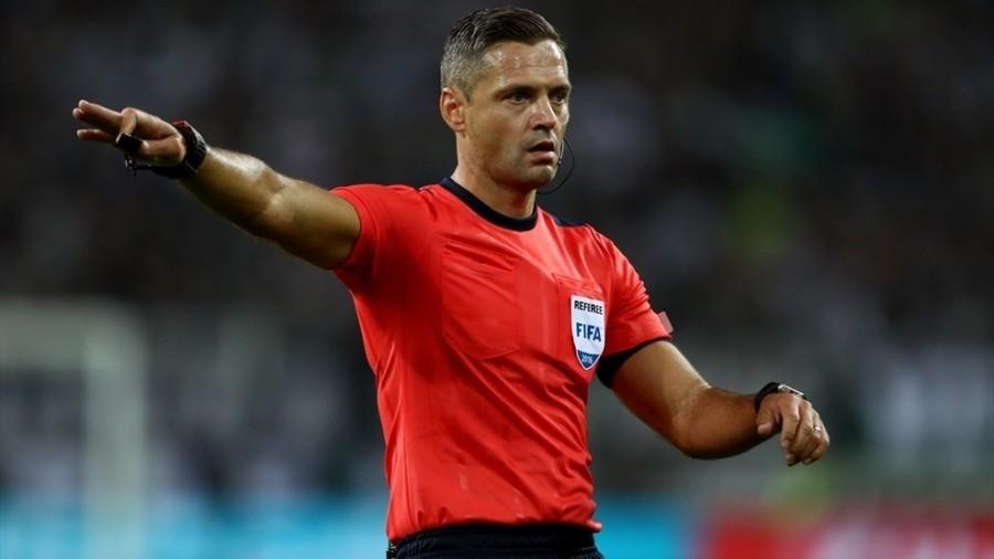 Điều ít biết về 'trọng tài thép' điển trai nhất World Cup 2018